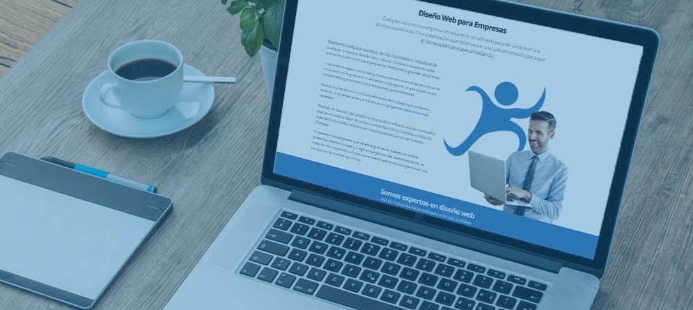 Diseño web en Malaga