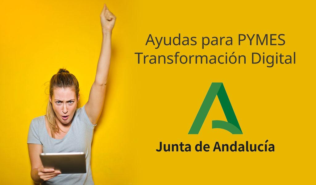 ayudas para pymes en transformacion digital